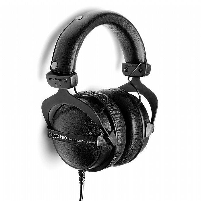 Beyerdynamic DT770 Pro Headphones (Anniversary limited edition 32 Ohm version) at Juno Records
