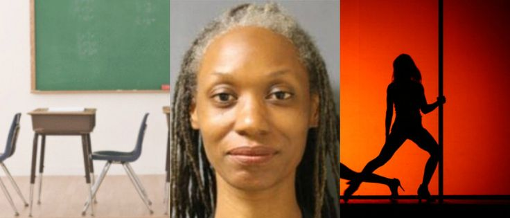 Middle School Teacher Provides 'Full-Contact' Lap Dance In Front Of Class For Birthday Boy ----------------------------------------------------- I am betting full pay while on admin leave.....she looks repentant, doesn't she.....(that was sarcasm by the way)