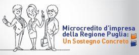 Microcredito Regione Puglia.... Scopri cosa fare per partecipare.... http://ern.is/microcredito3