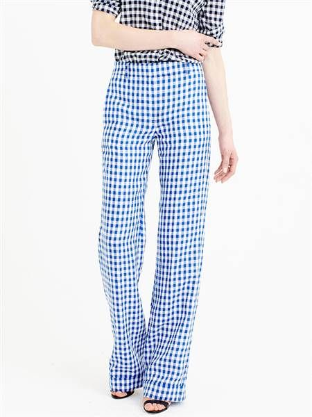 39 gingham pieces to add a touch of retro sweetness to your style. Gingham  PantsA ...