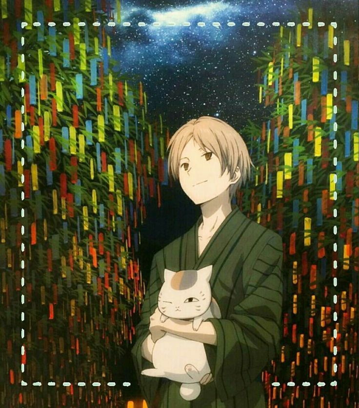 """Pin by Maryam """" """" on Natsume's book of friends in 2020"""