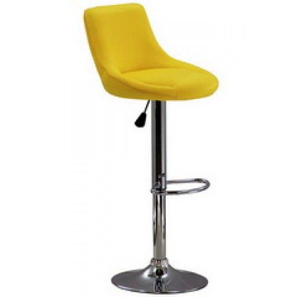 Yellow bar stool from http://www.scauneonline.ro/scaune-de-bar-abs-225