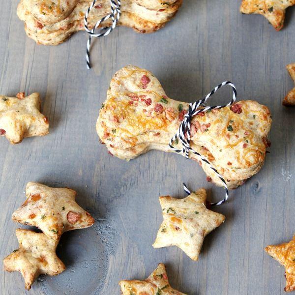 Receta para perros: delicias de queso y bacon | Cuidar de tu mascota es facilisimo.com