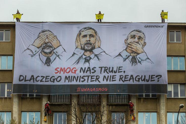 Smog nas truje   by Greenpeace PL