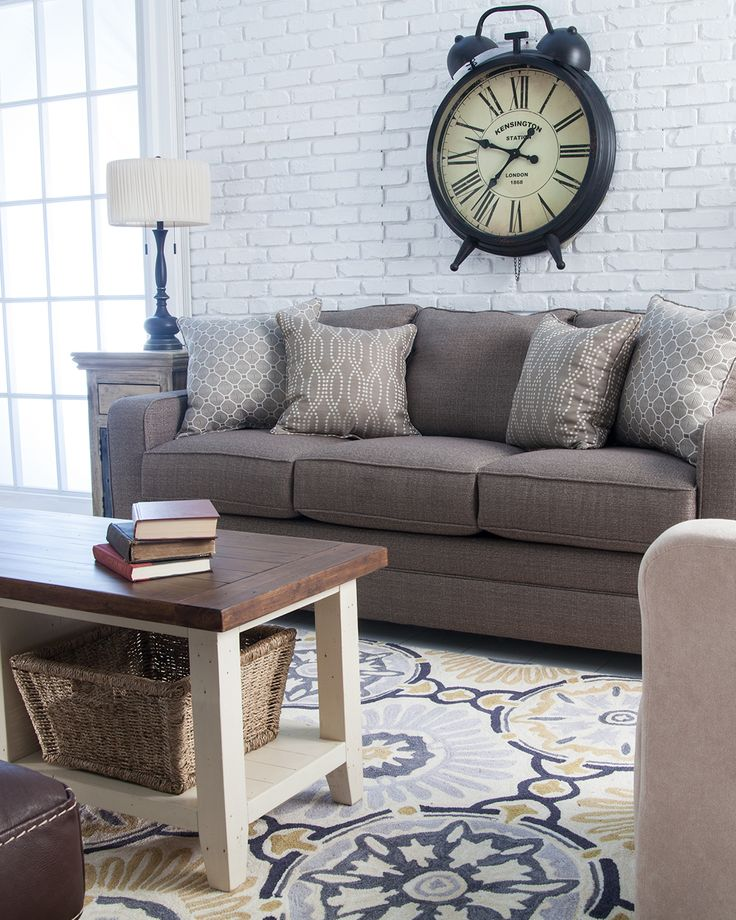 Lounge In Style My Greyson Sofa