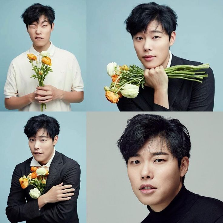 Ryu Jun Yeol for Singapore magazine 'U-Weekly'