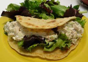 Soft Gluten Free Flour Tortillas Recipe (Yeast-Free Naan Bread): http://glutenfreerecipebox.com/soft-gluten-free-flour-tortillas-recipe/