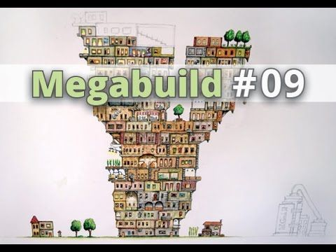 Megabuild #09   Freilichttheater, Baumschule und die Z- GmbH