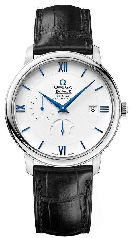 424.53.40.21.04.001 NEW OMEGA DEVILLE PRESTIGE POWER RESERVE CO-AXIAL MENS LUXURY WATCH Usually ships within 8 weeks - Click to view IN STOCK Luxury Watch Sale - FREE Overnight Shipping - NO SALES TAX (Outside California)- WITH MANUFACTURER SERIAL NU