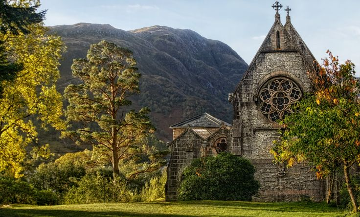 Catholic Church of St. Mary and St. Finnan by pingallery