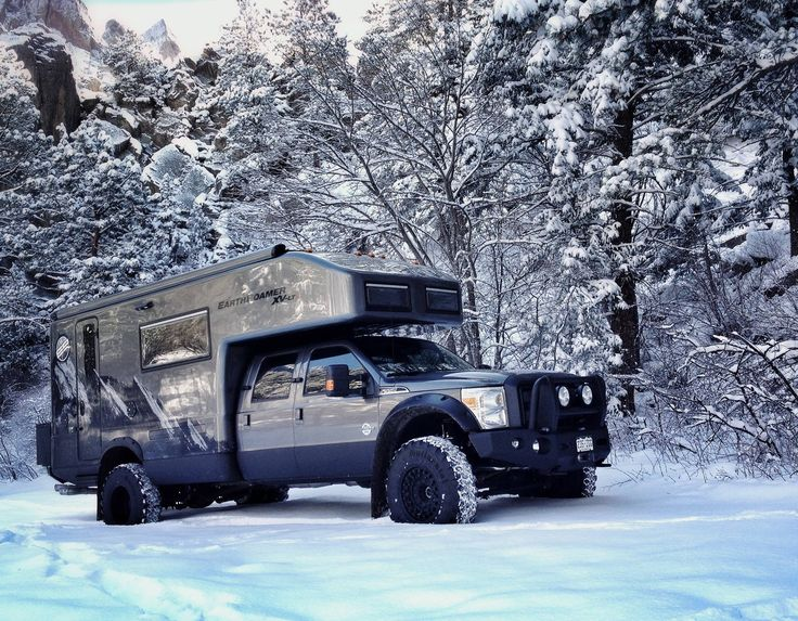 EarthRoamer: a Mobile Home away from Home.