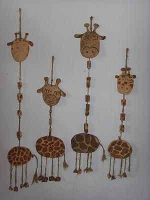 žirafy: