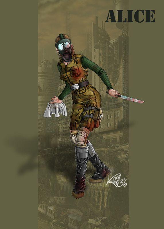 Kendal 316 - Alice concept
