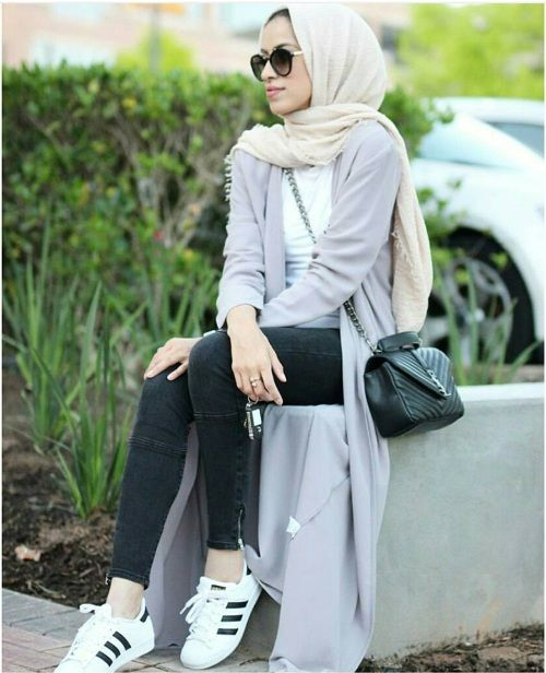 Best 25+ Casual hijab styles ideas on Pinterest | Hijab ...