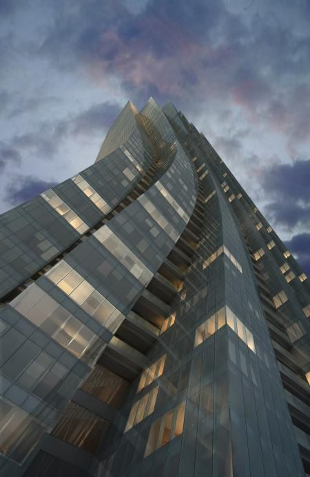 Empire Tower by Andrew Bromberg of Aedas
