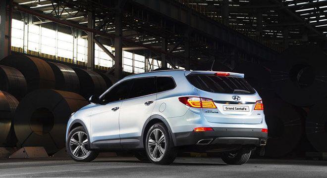 Hyundai Grand Santa Fe 2013 Untuk Masyarakat Eropa
