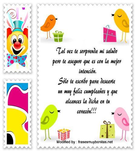 Frases Bonitas De Cumpleanos Para Mi Ex Agradecimiento Pinterest