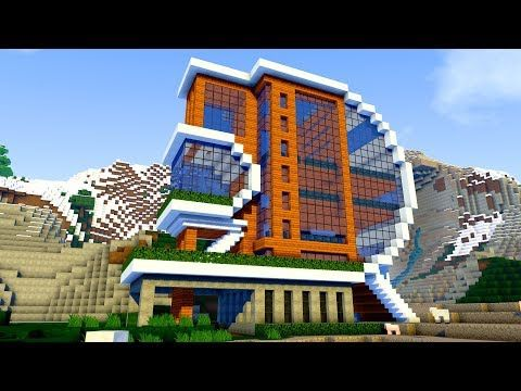Minecraft: BEST MINECRAFT HOUSE IN THE WHOLE WORLD