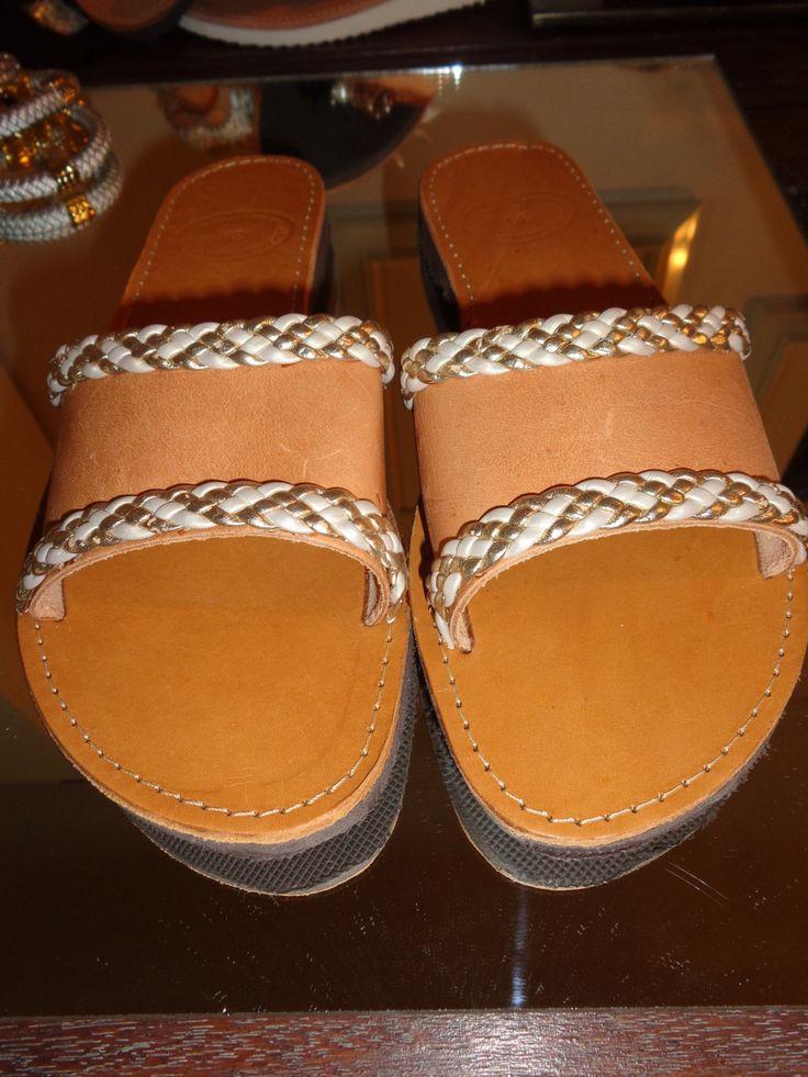 Handmade Genuine Leather Ladies Sandals by ScreationsGR on Etsy https://www.etsy.com/listing/240004596/handmade-genuine-leather-ladies-sandals