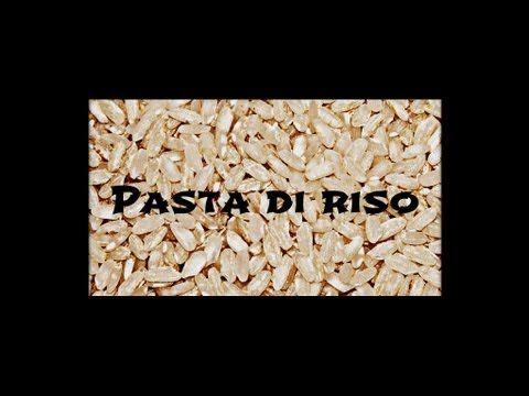 Pasta di riso (Fai da te) - Arte per Te - - YouTube