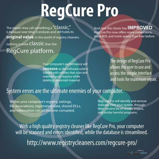 RegCure Pro will identify and remove malware from your system, through their current list of viruses, trojans, and similar harmful programs.  Visit www.registrycleaners.com