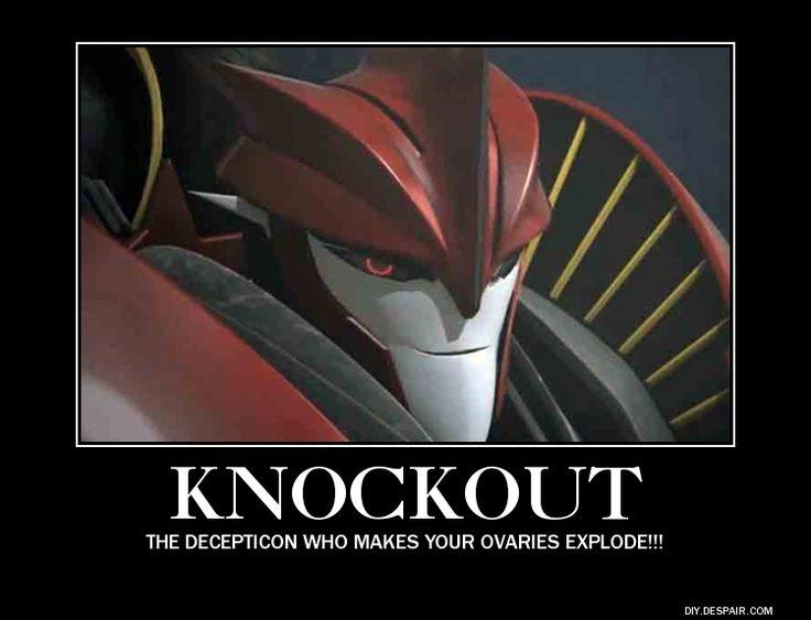 Knockout Meme by PDJ004 on deviantART