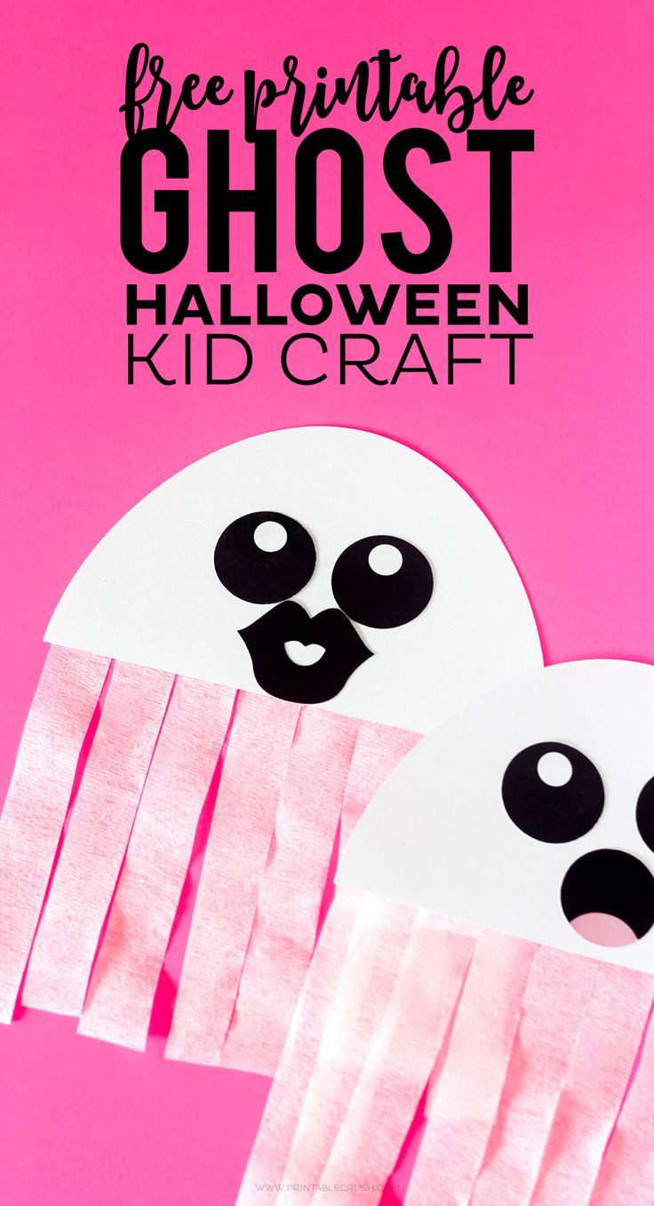 Cheap Halloween Crafts For Toddlers