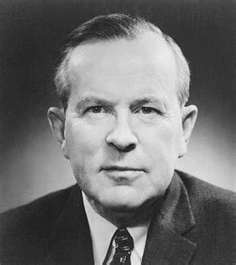 Prime Minister Lester B. Pearson: introduced universal health care, CanadaPension Plan, Order of Canada, current Canadian flag, an important part in founding UN and NATO and winner of Nobel Peace Prize in 1957