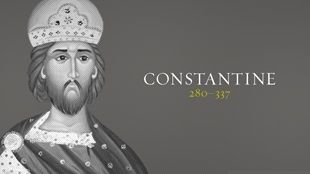 Constantine: The First Christian Emperor
