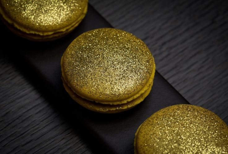 EXCLUSIVE! Chef Tong Chee Hwee's Gold Macaron Recipe | FOUR Magazine