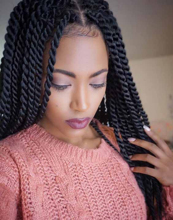 11 Imitable Summer Hairstyles For Black Girls 2019 Only For You