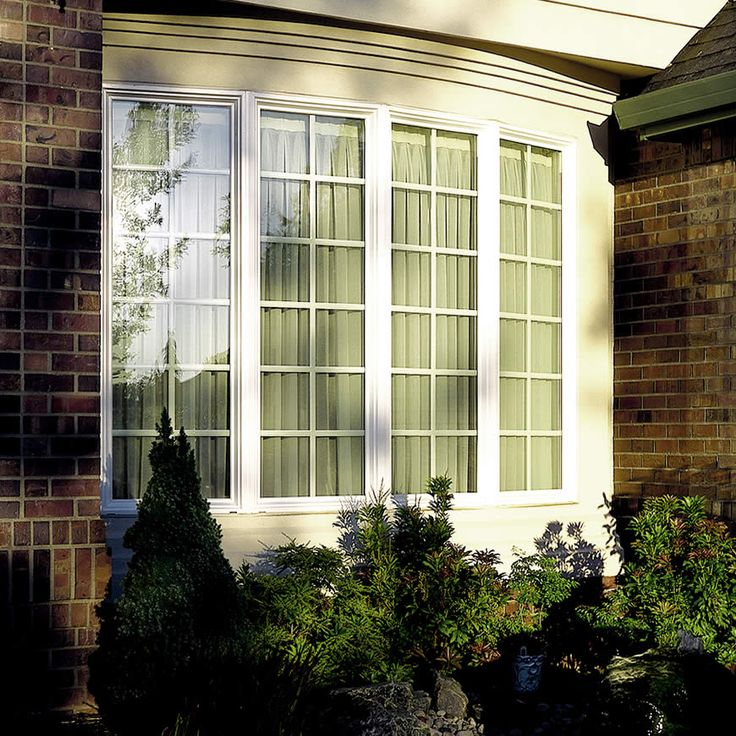 17 best ideas about bow windows on pinterest bow window for Bow window replacement