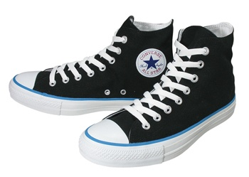 コンバース ALL STAR CLEAN HI オールスター クリーン ハイ BLACK