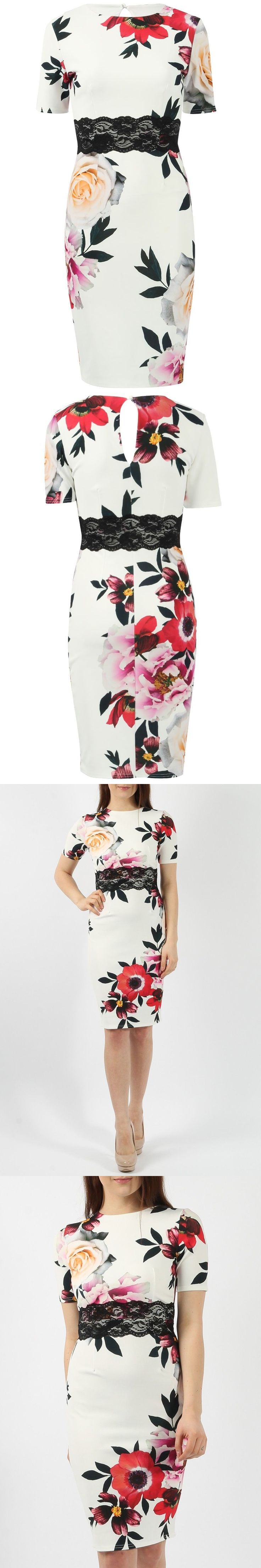 Sexy Women Dresses: Women Summer Sleeve Short Cocktail Evening Party Long Midi Dress Fashion Mini -> BUY IT NOW ONLY: $49.0 on eBay!
