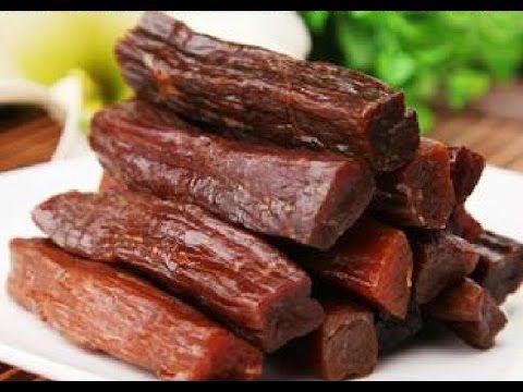 Como desidratar carne em forno convencional - Conservação de alimentos
