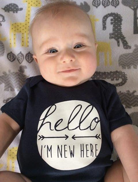 Essential Newborn Items | Home | Purewow
