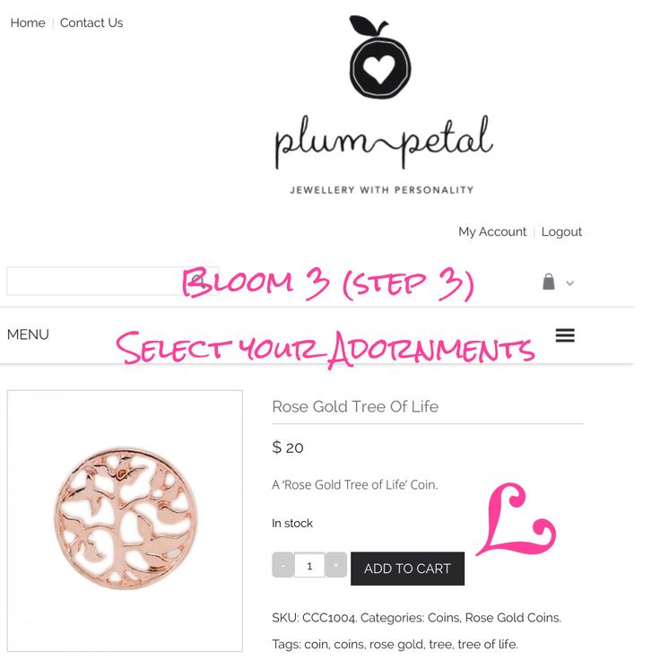 Bloom 3 Create your PLUMEISH PENDANT at www.plumpetal.com.au There are 4 simple steps as follows.