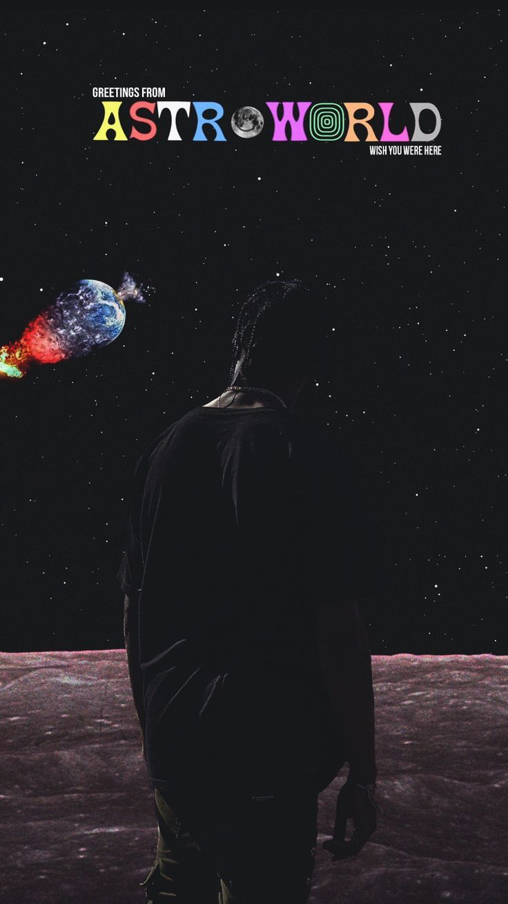 Iphone Wallpapers Astroworld Travis Scott Iphone