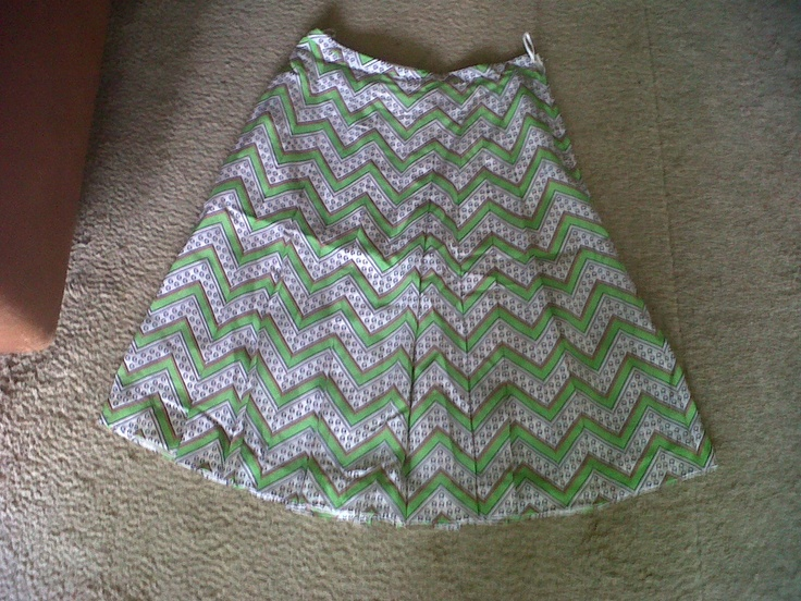 Nice summer skirt (not available)