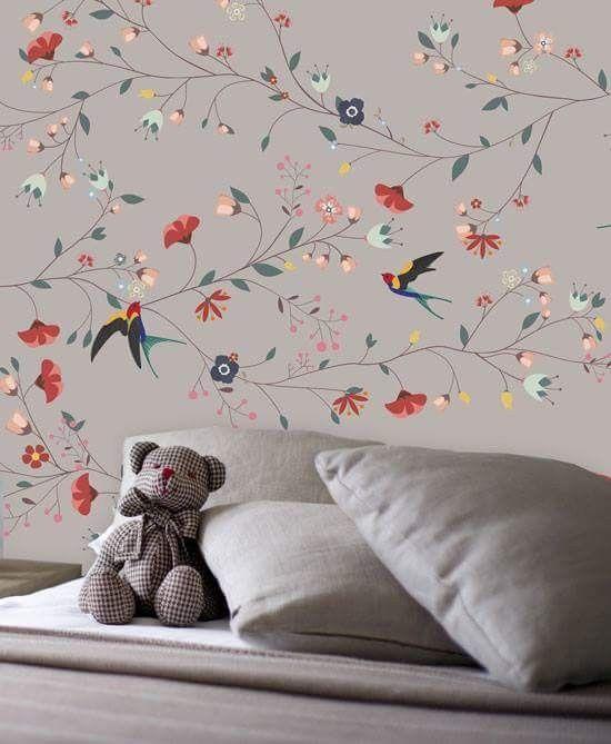 65 best decorazioni muro images on pinterest - Decorazioni A Muro