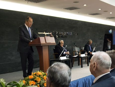 Lavrov: I can still hear the criticism that we shouldnt have gotten involved in the conflict in the Donbass -- The Minister of foreign Affairs of the Russian Federation Sergey Lavrov has talked about the participation of Russia in the war in Eastern Ukraine http://ift.tt/2sunDrO read more:http://ift.tt/2tdwLhw