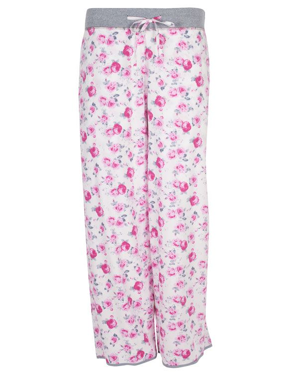 Isabel Floral Printed Pyjama Pant