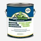 ECOBOND LBP 1 gal. Lead Defender PRO Off White Flat Interior/Exterior Paint and Primer Lead Paint Sealant and Treatment