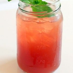 Watermelon Sweet Tea