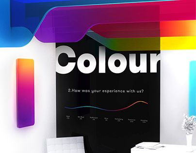 "Check out new work on my @Behance portfolio: ""COLOUR 