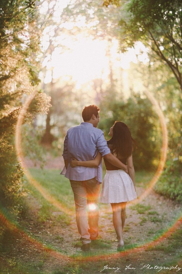 SHE IS THE SUN FLARE MASTER!! Engagement: Janice and Sung - Jenny Sun Photography Blog