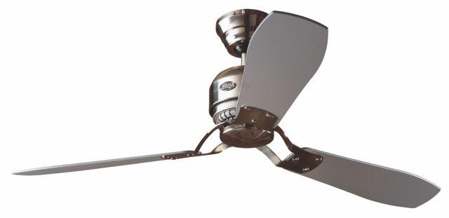 Ventilador de Techo moderno tres palas #ventiladores #decoracion #verano #climatizacion #calor #ventilacion #diseño #aire