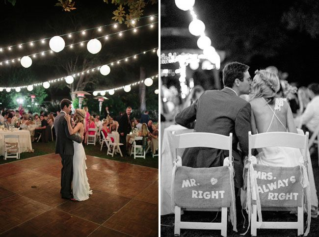 A Boho Garden Wedding in San Diego: Kelly + Tim