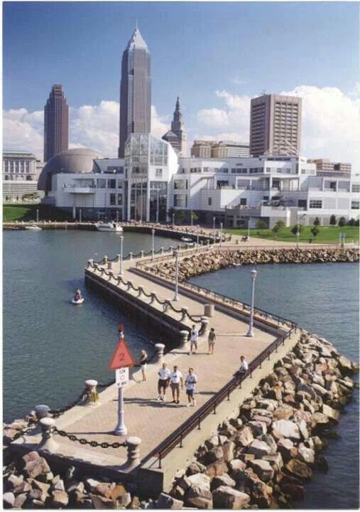 Cleveland's North Coast Harbor