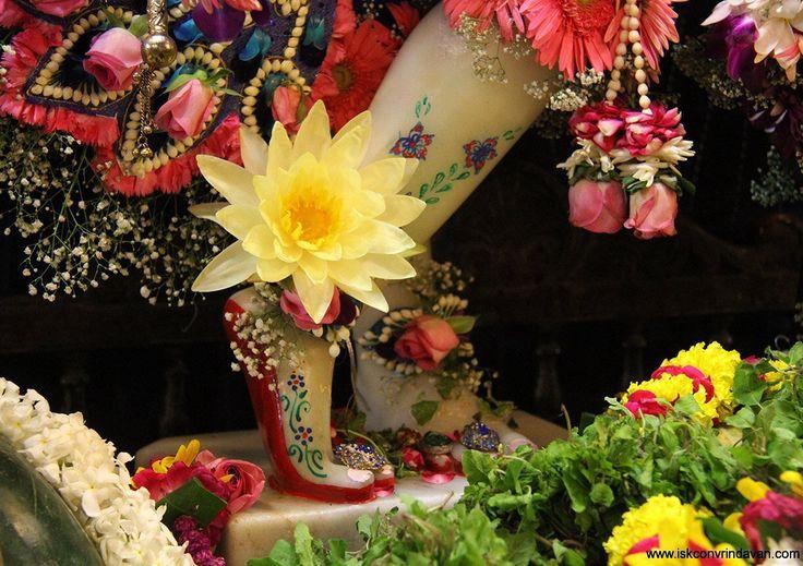 Lotus feet...